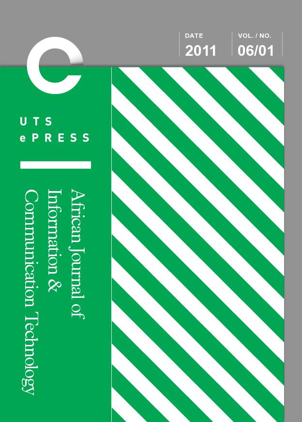 AJICT Cover 2011 v6 i1