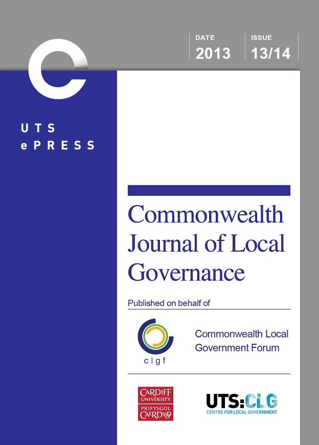 CJLG Cover Nos 13-14 (2013)