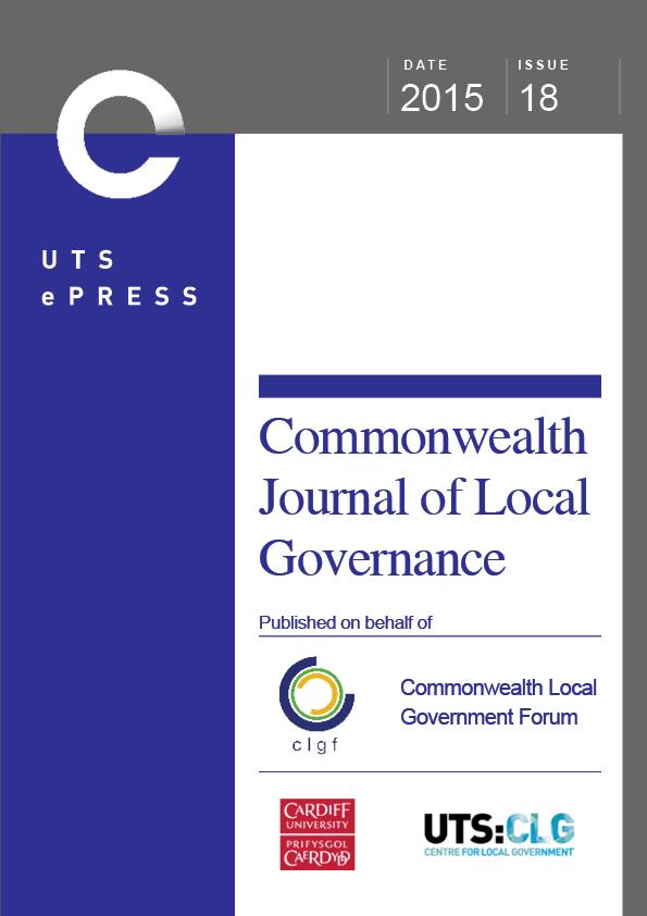 CJLG Cover - Vol 18 (2015)