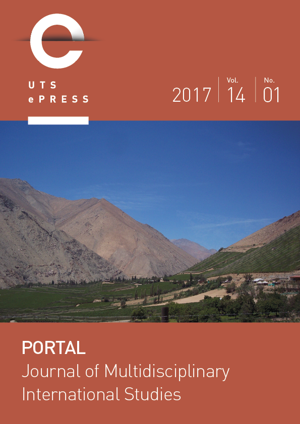 Cover image, along the Elqui Valley (Valle de Elqui), northern Chile © Ian Campbell, November 2008.