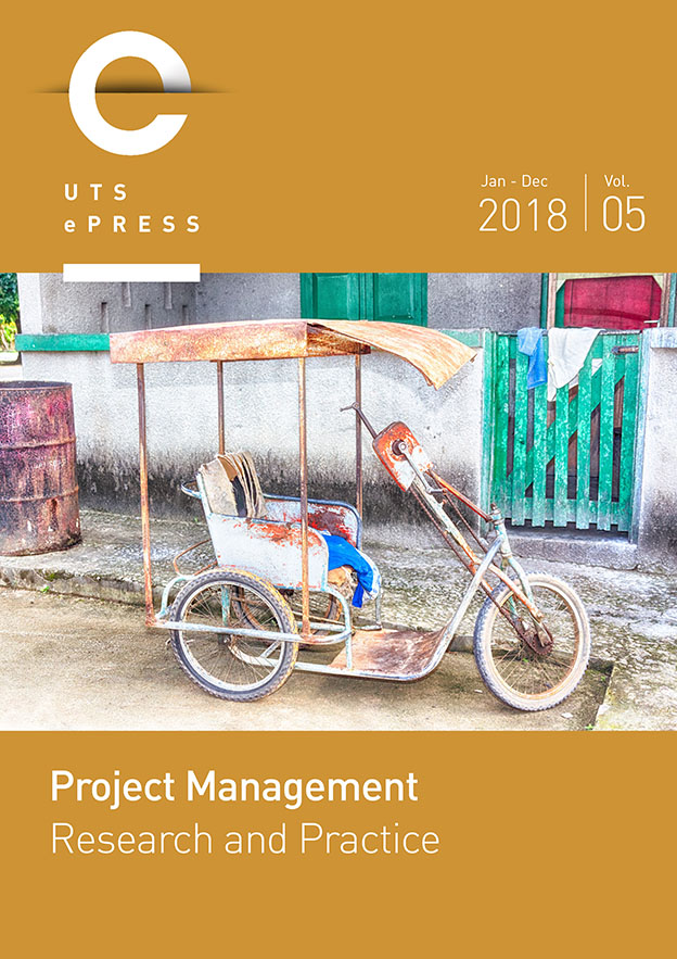 Project Management Research and Practice issue 455